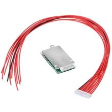 Mayitr 1 шт. 10S 36V 37V 15A литий-ионный литиевый аккумулятор BMS PCB PCM подходит для электровелосипеда
