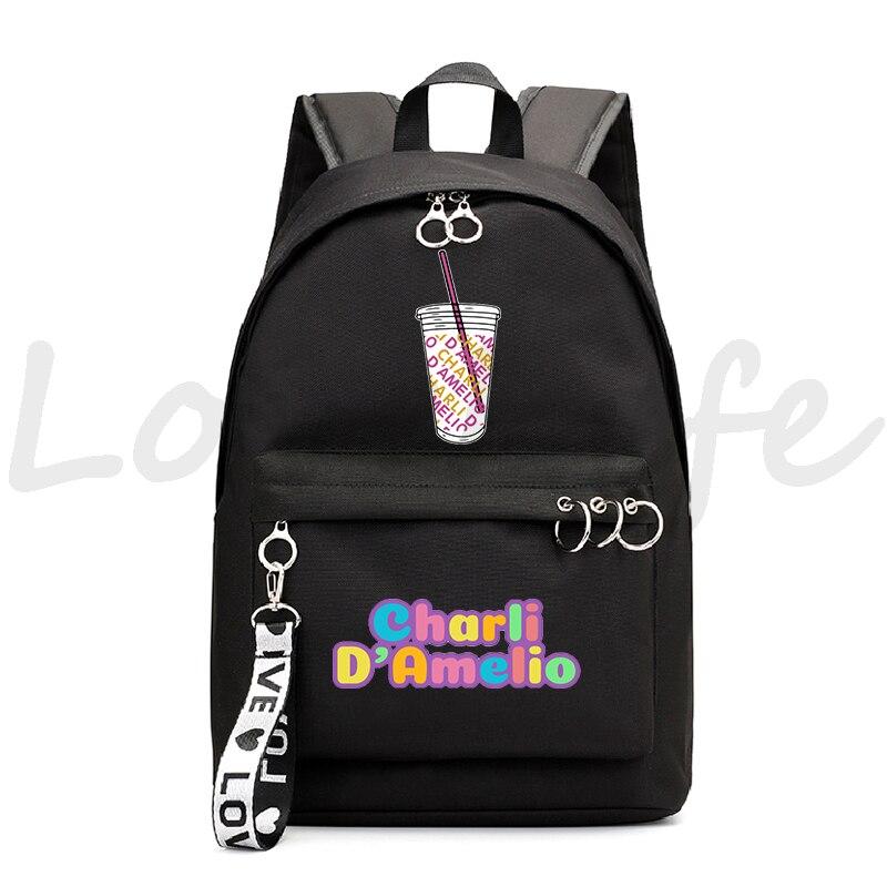 chá mochila escolar para meninas sacos femininos