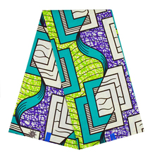 Dress Ghana Ankara-Fabric Real-Wax-Print Nigerian Super-Pagne African Loincloth Cotton