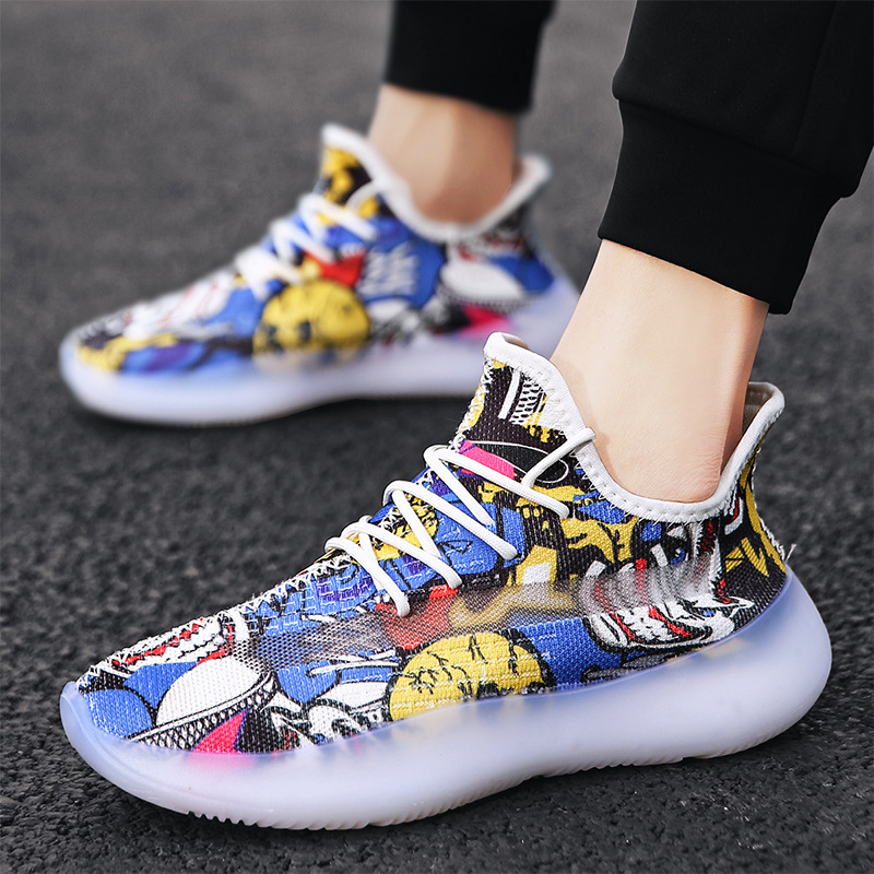 Sneakers men shoes High quality Mens shoes casual sneaker Running shoes 2020 New Platform sneakers men sport shoes Running shoes