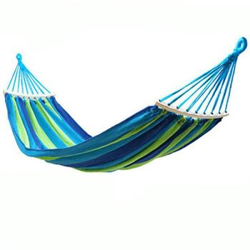 Rainbow Outdoor Leisure Portable Hammock canvas Hammocks Ultralight Camping Hammock Lazy Chair Travel Camping Swing Chair hammock outdoor hammocks camping garden furniture hammock
