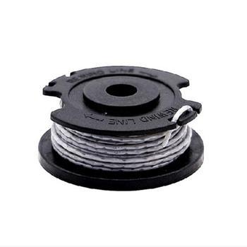 Wymienne trymery do gwintów rzędy trymery krawędziowe kompatybilne ze wszystkimi akumulatorowymi trymerami do automatycznego podawania kosiarka wymienna tanie i dobre opinie Gray 9*4*15cm nylon ANENG CN (pochodzenie)