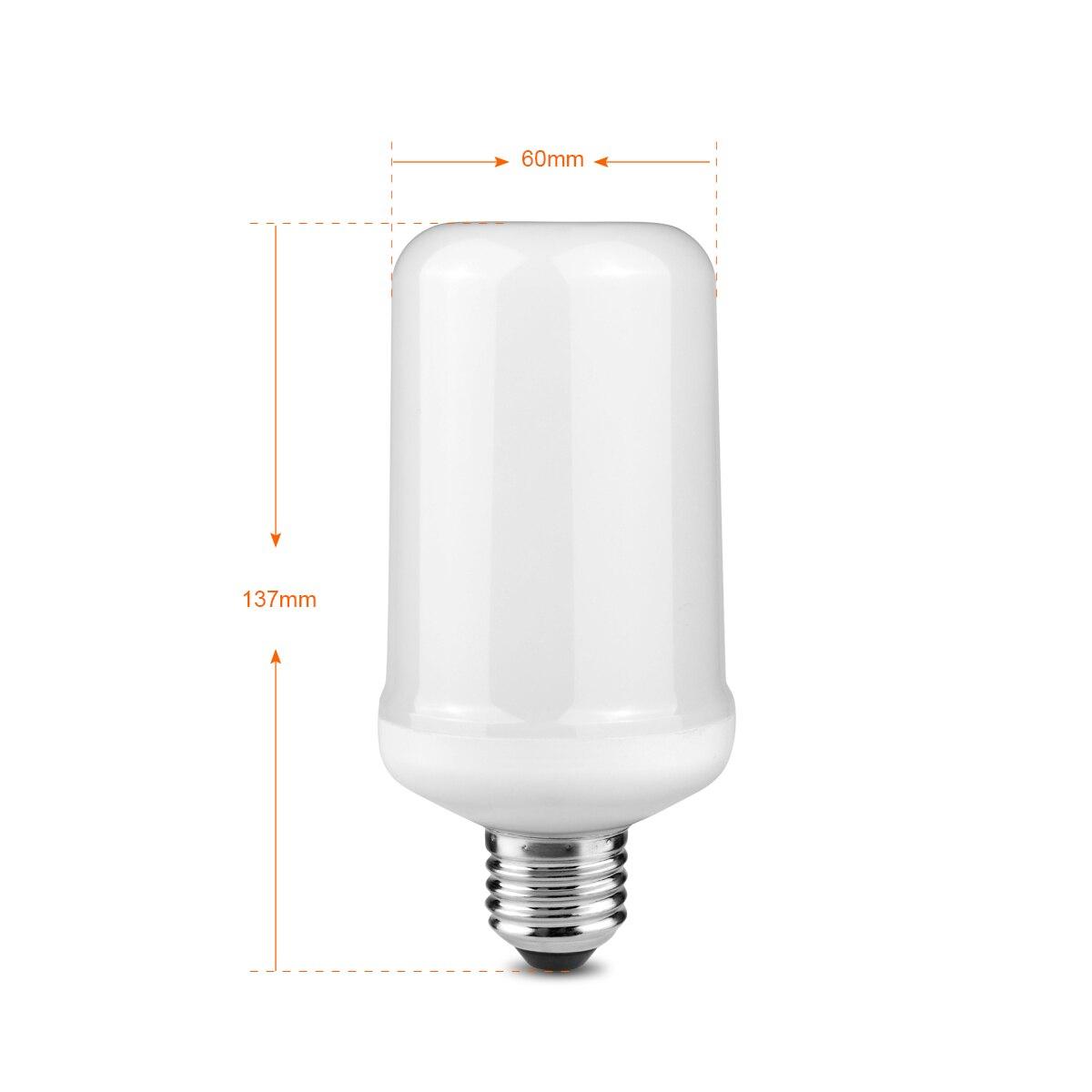 Mes Ampoules Led Scintillent €3.41 20% de réduction flamme dynamique scintillement lumière led ampoule  émulation feu brûlant flamme lampe vacances noël décoration veilleuse e27