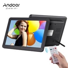Andoer P801 8 дюймов светодиодный электронный фоторамки цифровой альбом 1280*800 поддерживает функции музыки/видео/постановочное фото