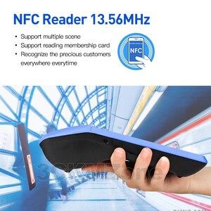 Image 2 - Terminal de mano Wifi POS dispositivo PDA, impresora térmica Bluetooth 58mm, NFC, Bluetooth, sistema POS inalámbrico, Loyverse POS