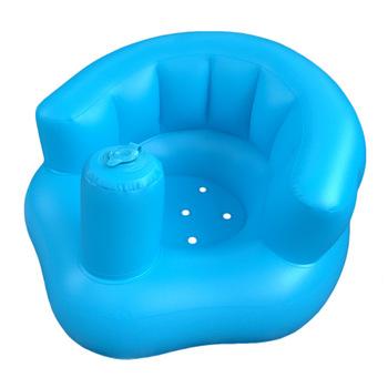 Różowy podstawowe dla dzieci sofa dmuchana do nauki uczenia się dla dzieci krzesło krzesło do jadalni stołek łazienkowy nadmuchiwana zabawka tanie i dobre opinie runboy 50cm x 47cm x 28cm Jedno miejsce