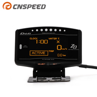 DeFI Full Kit Sports Package 10 in 1 BF CR C2 Advance ZD Link Meter Digital Auto Gauge With Electronic Sensors
