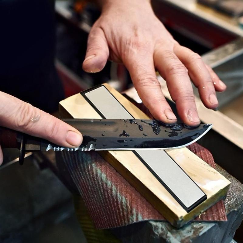 Woodworking Diamond Grinding Bar Stick Knife Sharpener Rod Sharpening Tool Scope Of Application Skating Ice Skate Jade
