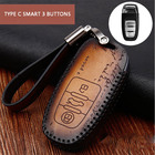 car Key Case Cover f...