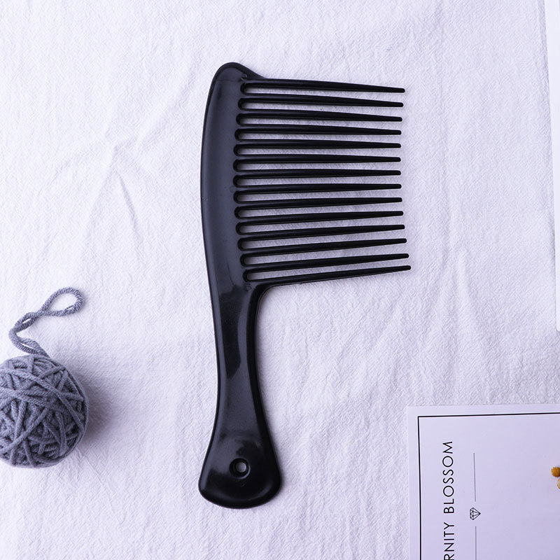 Wide-Tooth Wig Comb 5