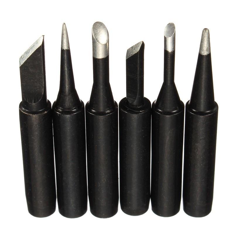 سبيكة لحام خالية من الرصاص تلميح 900 متر سلسلة أدوات لحام اللدغة 900M-T-K 900M-T-I 900M-T-0.8D وغيرها لمحطة لحام 936 937