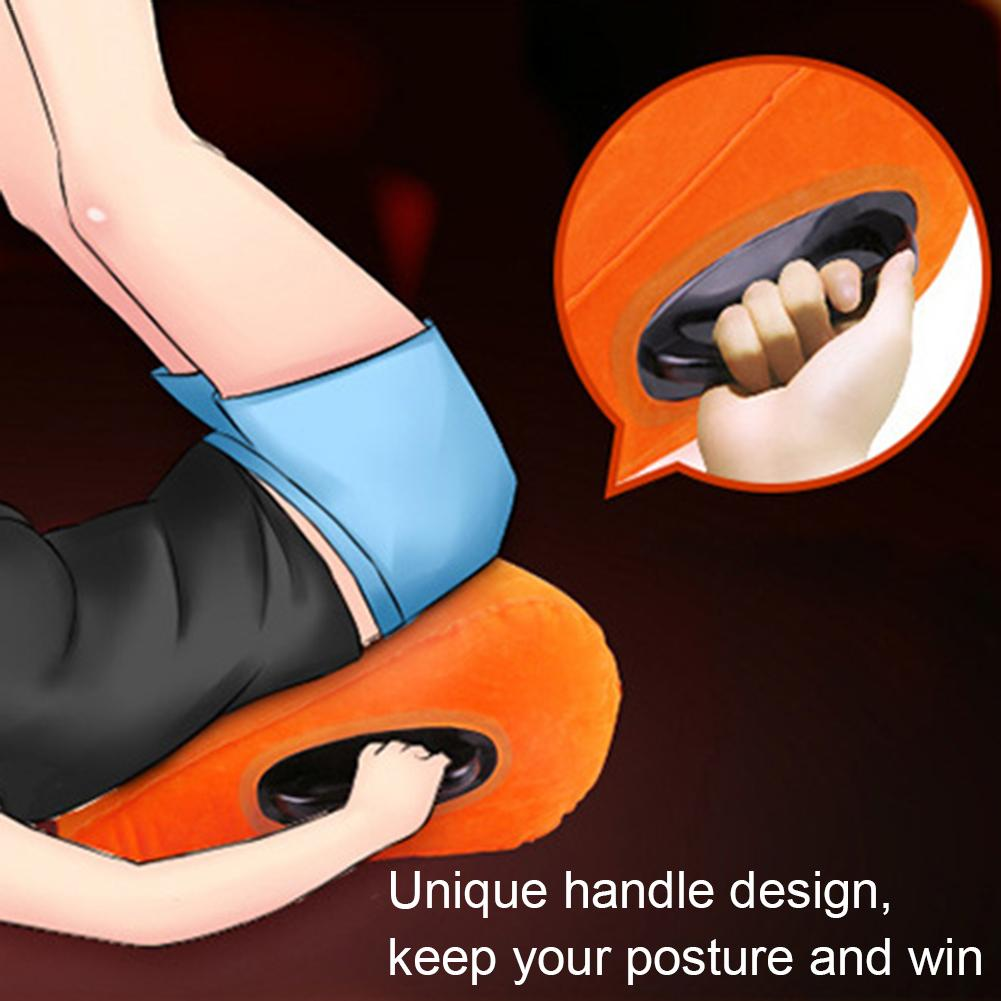 Inflatable Sex Aid Pillow With Armrest Inflatable Sex Position Furniture For Women Erotic Sofa Adult Games Sex Toys For Couples
