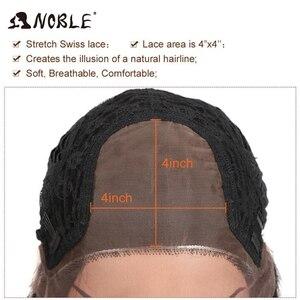 Image 5 - Nobile Capelli Sintetici Parrucca Ad Alta Temperatura 22 pollice 3 di Colore Lungo Rettilineo Parrucche Per Le Donne Parrucche Sintetiche Trasporto Libero