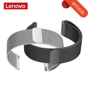 Lenovo Watch x/x plus 20 мм Миланский оригинальный сменный металлический ремешок