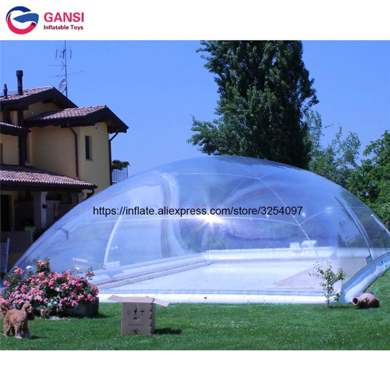 inflatable pool dome07