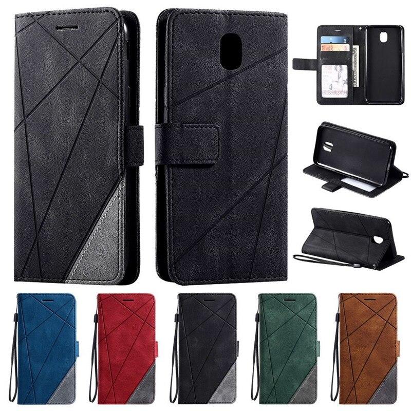 Кожаный чехол для Samsung Galaxy J5 2017, чехол-бумажник, откидной Чехол для Samsung J3 J5 J7 2017 J 3 2016, чехлы для телефонов