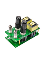 APPJ Kit de amplificador de tubo 6J1 + 6P6P, extremo único, bricolaje, placa de clase A, amplificador de potencia, Audio Hifi Vintage