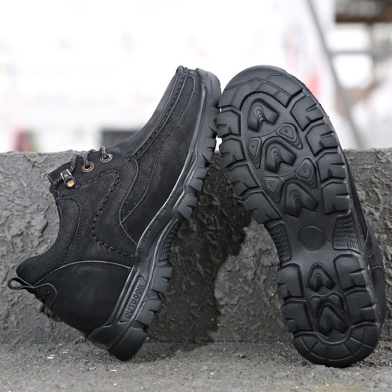 Image 4 - Leather Casual Shoes with Elevated Levels in 2019 Spring and Autumn Genuine Leather  mens style shoes-in Men's Casual Shoes from Shoes