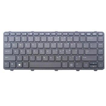 Funda superior para teclado de ordenador portátil tapa superior de LCD hp ad Touc para HP ProBook 430 G1 Silver