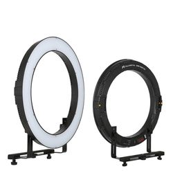 Falcon Eyes DVR-160TVC 32W 160 Ring LED Panel Lighting 3000-5600K Dimmable Photo Video Film Studio Photography Continuous Light