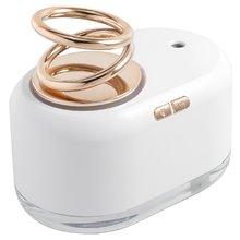 Подвесная двойное кольцо usb увлажнитель воздуха для дома и