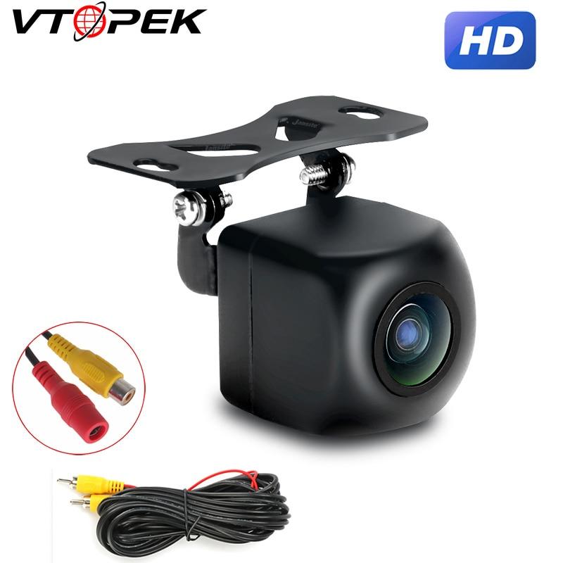Камера заднего вида Vtopek, водонепроницаемая камера заднего вида с функцией ночного видения