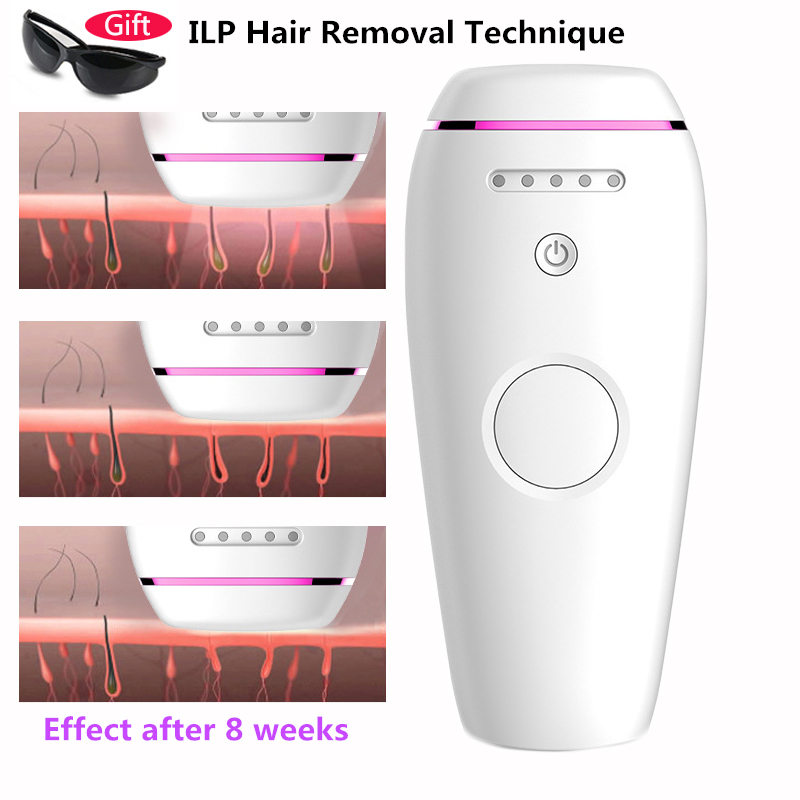 IPL Epilator A Laser Hair Removal Electric Epilator Hair Removal Permanent For Women Depilation Laser Hair Removal Machine