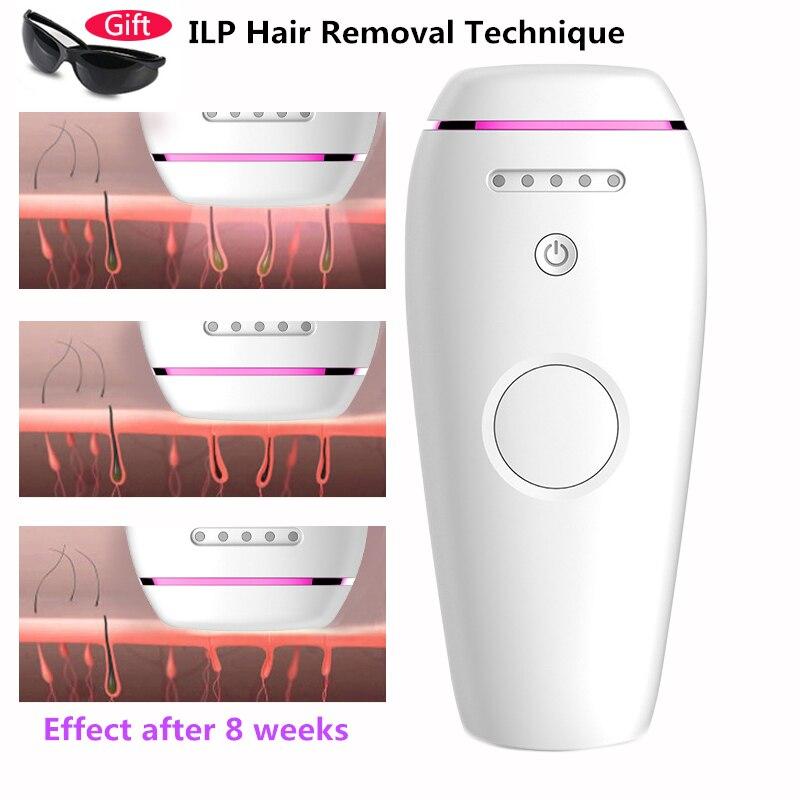 IPL Hair Removal Laser Epilator For Women Hair Removal Electric Epilator Permanent Depilador Bikini Laser Hair Removal Machine