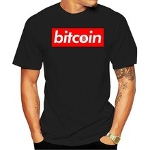 Bitcoin Sup Satoshi Nakamoto T Shirt Cotton Men T Shirt New Tee Tshirt Womens Unisex Fashion(China)