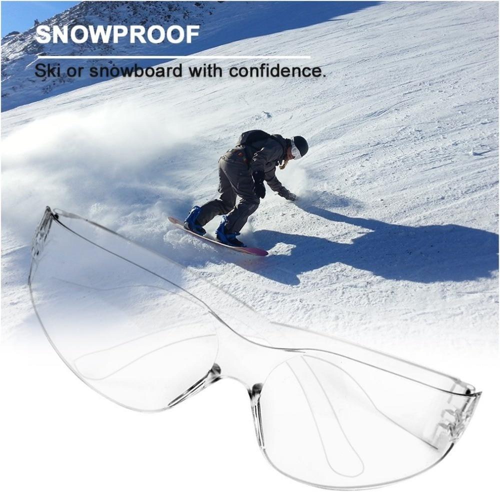 Potective Preto Óculos de Proteção Óculos De segurança óculos de Sol Anti-UV Anti-Nevoeiro Óculos de Proteção Olhos de trabalho à prova de Choque