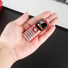"""Mais novo satrend k8 mini botão de pressão celular duplo sim 1.0 """"mãos menor china barato telefone bluetooth câmera mp3 telefone"""