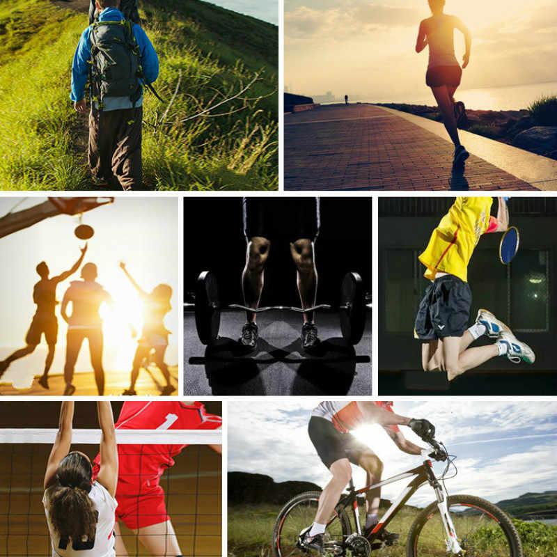 2 adet spor bisiklet bacak ısıtıcıları bisiklet bisiklet bacak kollu açık spor güvenlik tam diz isıtıcı koruyucu bacak ısıtıcıları tozluk