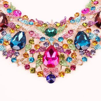 Luxury Leaves Jewelry Set 6