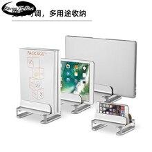 Rack Organize Computer-Storage Notebook Base Vertical-Stand Adjustment