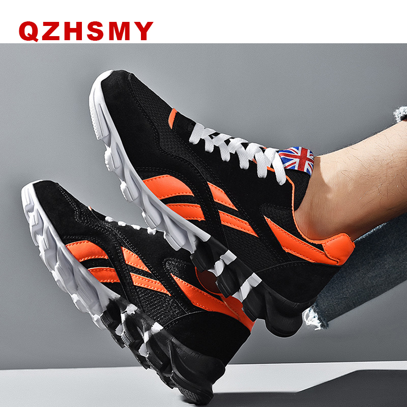 Mens Sport Running Shoes Autumn And Winter Outdoor Lawn Off White Brand Shoe Man Sneakers Colombia Fanshion Walking Shoes