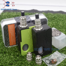 цены на Squonk Box MOD 900 bf RDA MTL 13ml Silicone Bottle 18650 battery Auto-adjusting 510 pin Vape Mod Ontech RD Mechanical Mech Mod  в интернет-магазинах