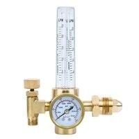 Argon Co2 Cga 580 Mig Tig Flow Meter Welding Weld Regulator Gauge Gas Welder