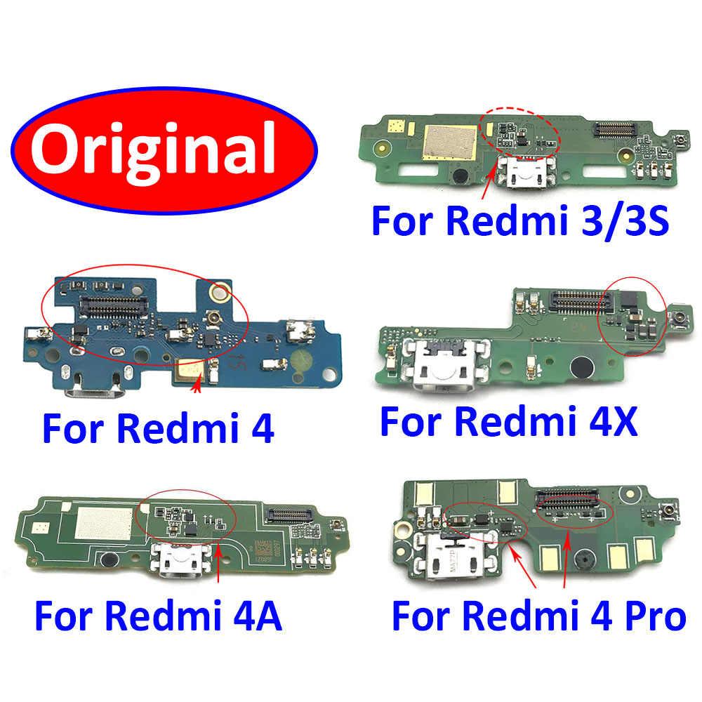 HUANGMENG Connector 5 PCS Card Reader for xiaomi Redmi 3S