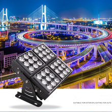 High power 27W / 108W outdoor IP66 waterproof LED flood light AC 220V spotlight outdoor bridge villa tunnel light