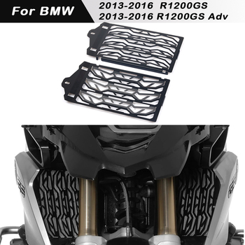For BMW R1200GS R1250GS LC R1200 R1250 R 1200 1250 GS ADV Adventure Motorcycle Radiator Guard Grille Grill Cover Protection