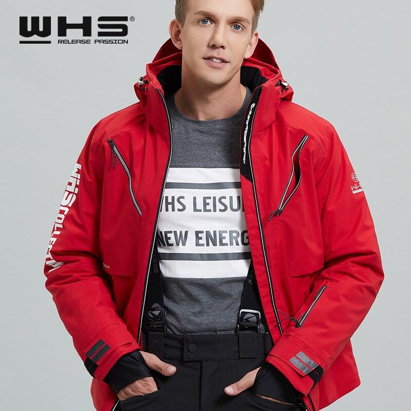 Men's Outdoor Skiing Jacket  5