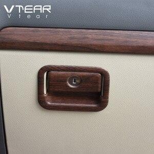 Image 3 - Vtear صندوق تخزين لتويوتا لاند كروزر برادو 150 ، مقبض ، غطاء وعاء ، زخرفة ، صندوق قفازات ، تقليم ، ملحقات السيارة ، الأجزاء الداخلية