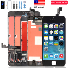 LCD Screen for iPhone 6 6S  7 8 6S Plus with 3D Touch Screen Digitizer Assembly Replacement for iPhone 5S  Display with Gift