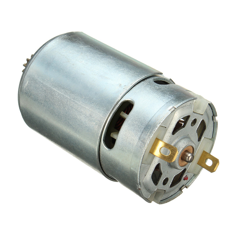 7.2/12/14.4/18V 12 Teeths Electric Gear DC Motor For Cordless Drill Screwdriver Maintenance Spare Parts