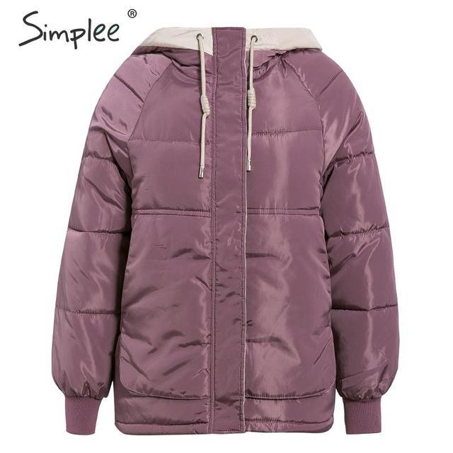 SIMPLEE Eksootiline jakk