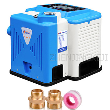 Home Use Fully Automatic 220V Inverter Booster Pump Water Pipe Low Power Mute Efficient Constant Pressure Self-priming Pump car washer 220v household high pressure cleaner self suction cleaner water jet brush pump self washing pump