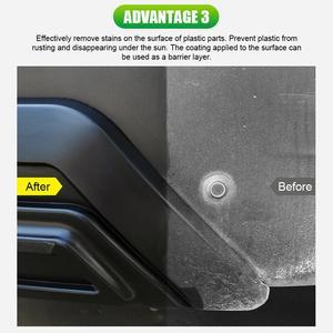 260 мл салон автомобиля резиновые и Пластик при восстановлении протектора агент авто, поглощая формальдегид и польский нано покрытие брызг краски Ремонтный чистящее средство| |   | АлиЭкспресс