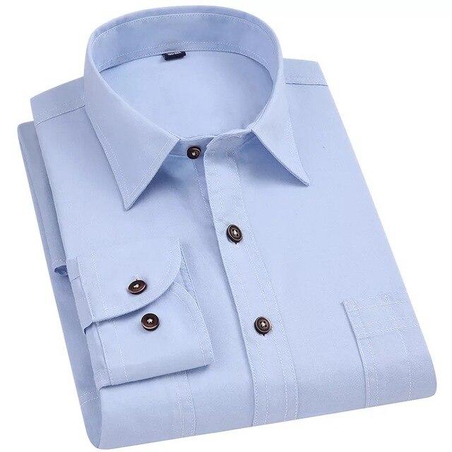 Formal Wear Business Wear Casual Wear 392 New Pack x 2 Mens Long Sleeve Shirts