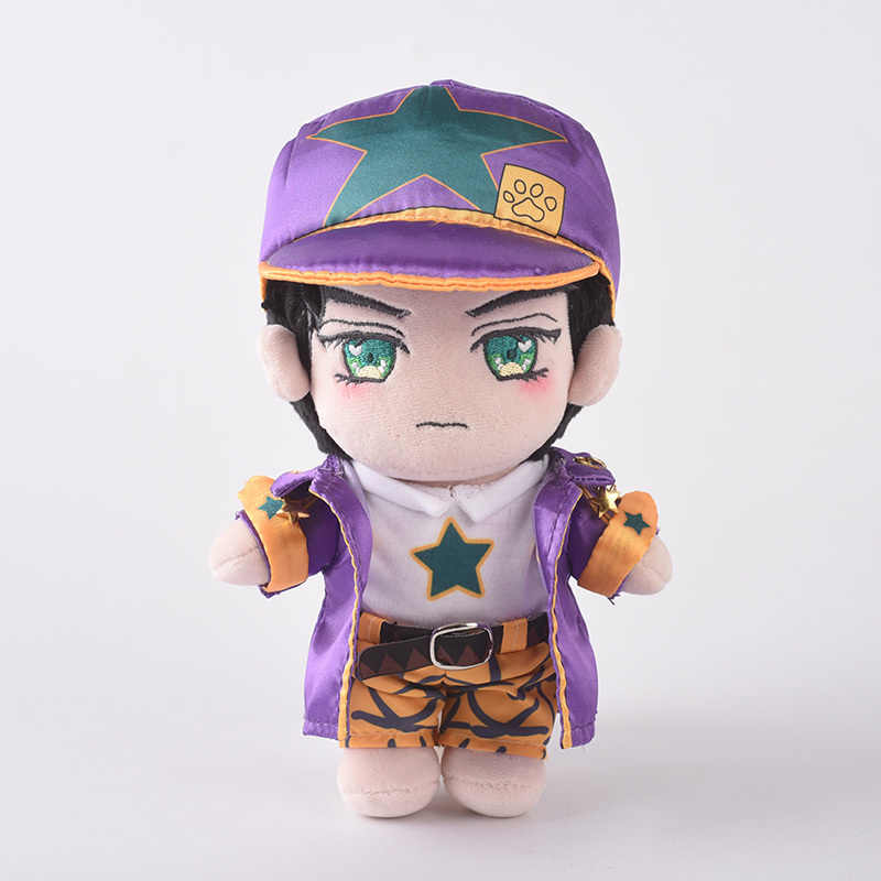 Anime JoJo/'s Bizarre Adventure Kujo Jotaro Plush Pillow Doll Cool Toy Gifts