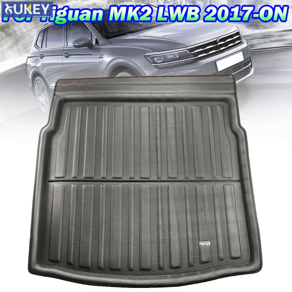 New TPO Cargo Boot Liner Trunk Mat Tray Durable For VW Tiguan 2007-2016